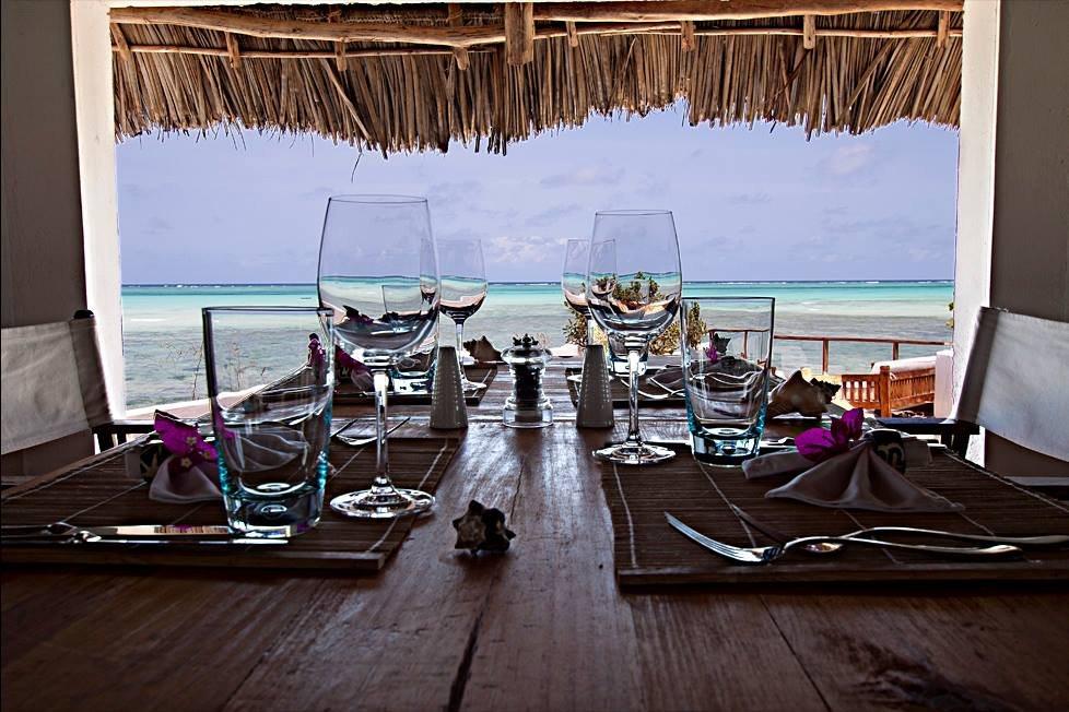 Zanzibar's most famous restaurant
