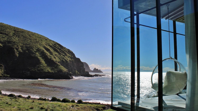 Seascape, New Zealand