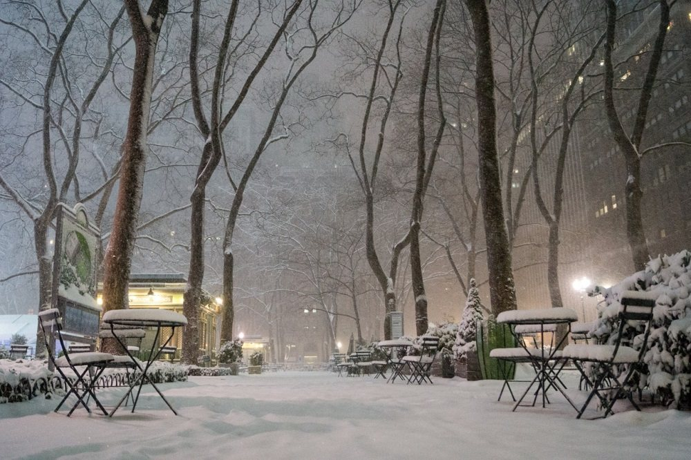 Bryant Park, Midtown Manhattan