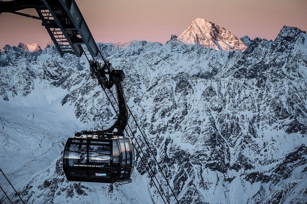 Gaislachkogl Mountain Gondola
