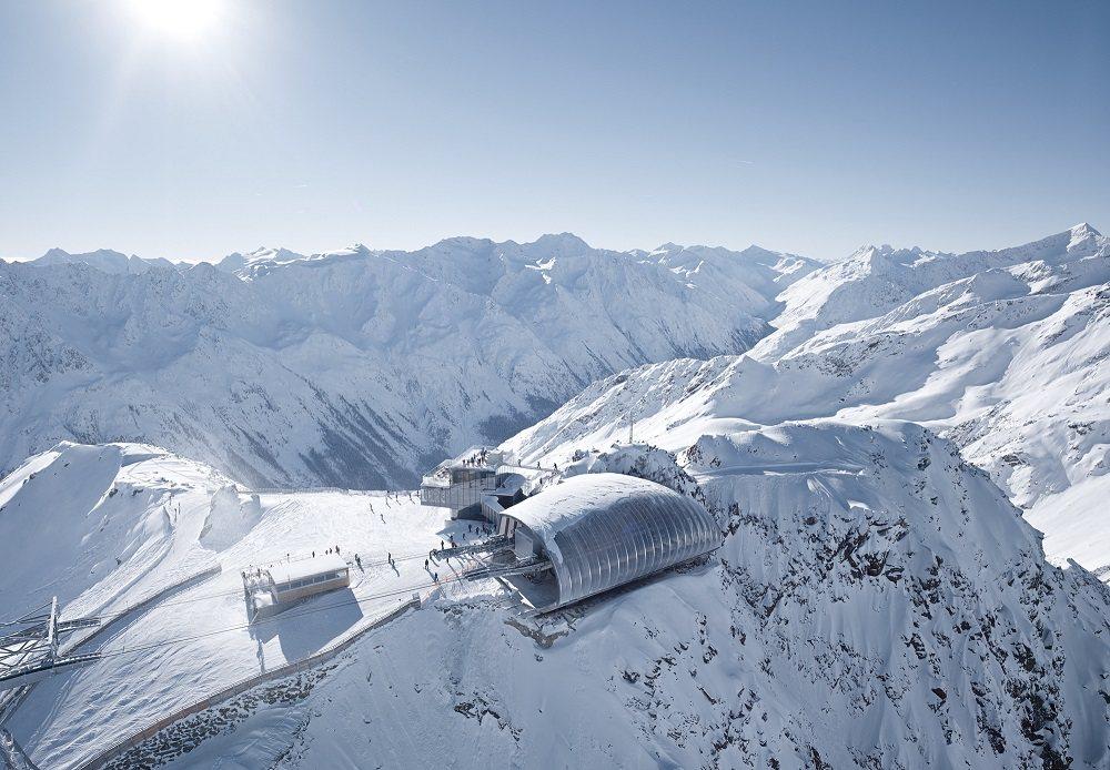 Gaislachkogl Peak, Austria