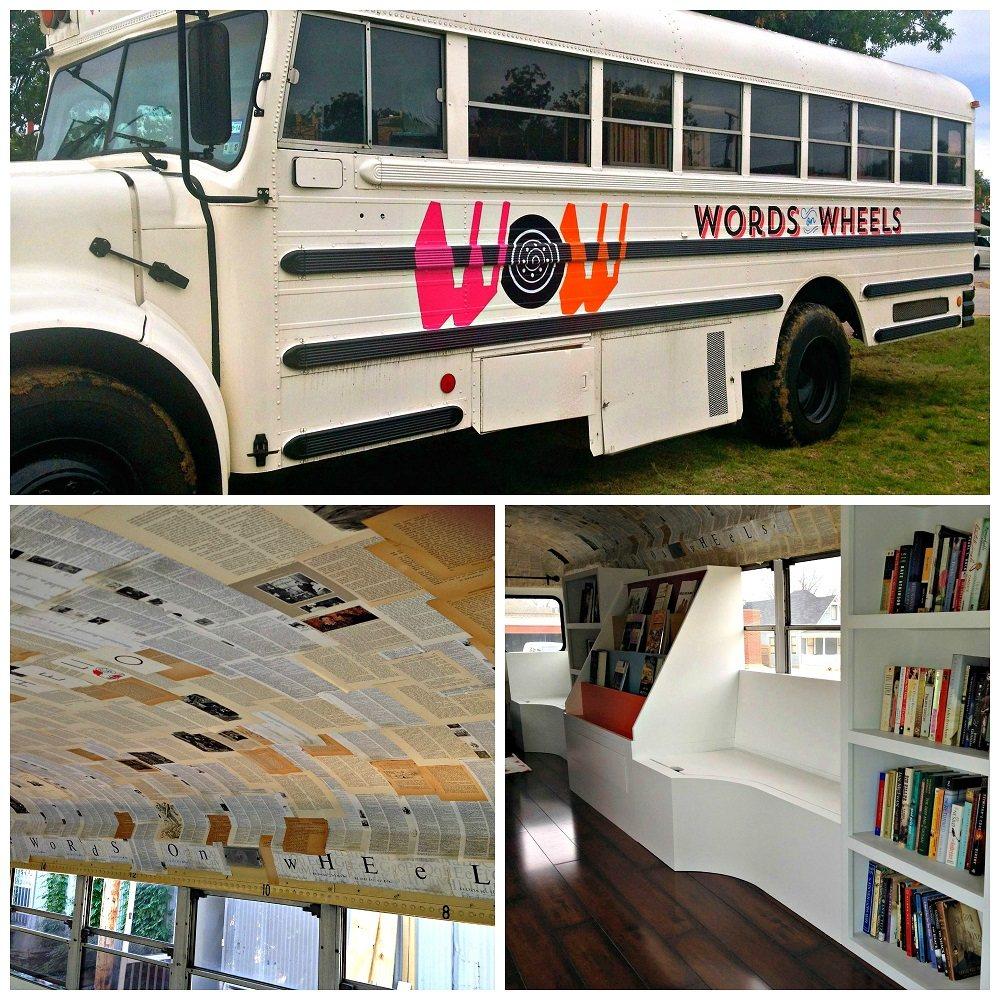 School Bus Library