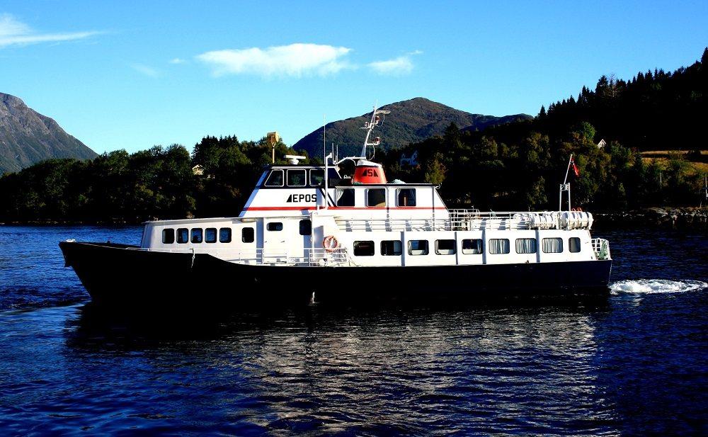 Norwegian Library Boat