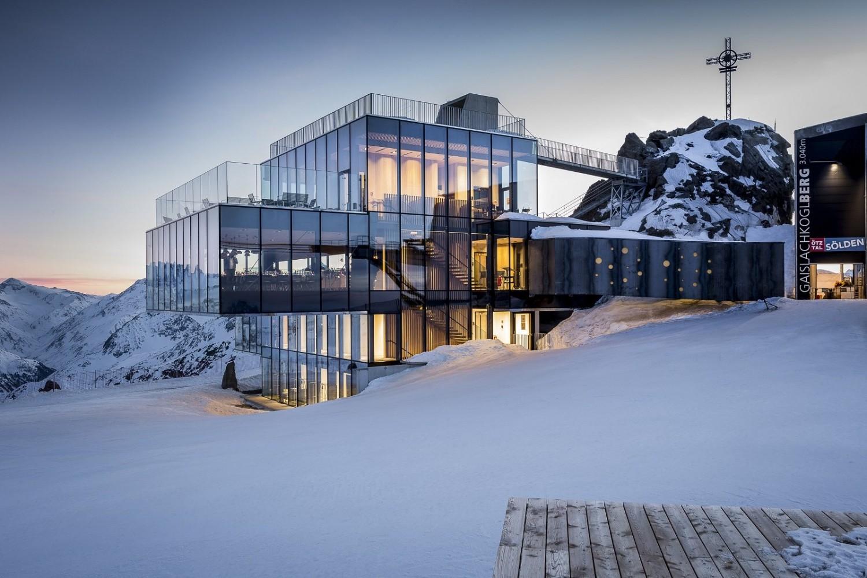 ICE Q Glass Building