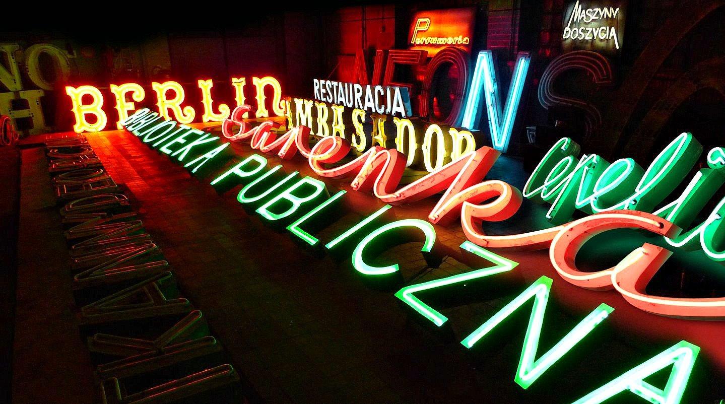 Neon Museum, Warsaw