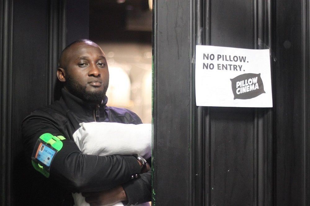 No Pillow No Entry