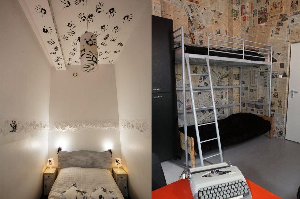 Themed Hostel in Warsaw