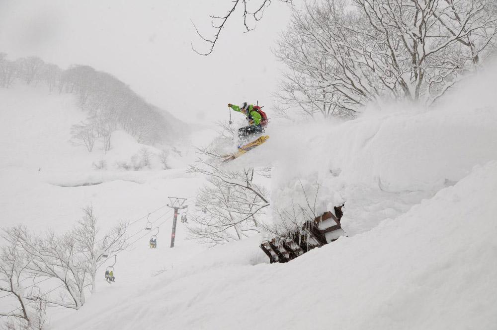 Myoko Akakura Onsen Ski Resort