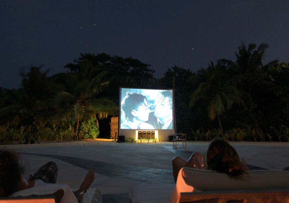 On The Sands Cinema