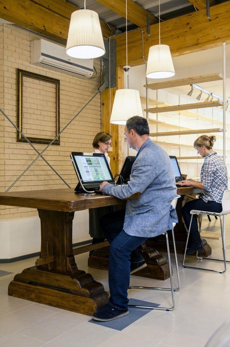 Cafe Workspace