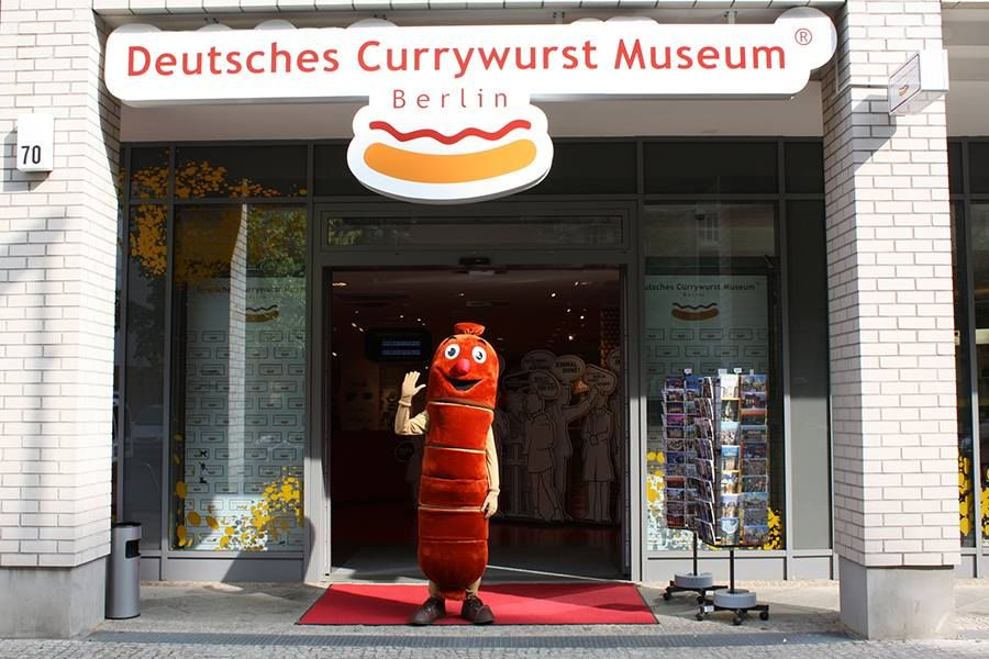 how to cook german currywurst