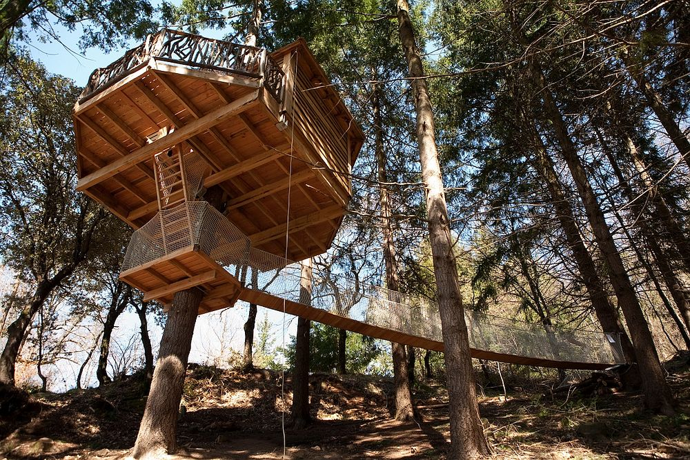21 Amazing Treehouse Accommodations Travel Away