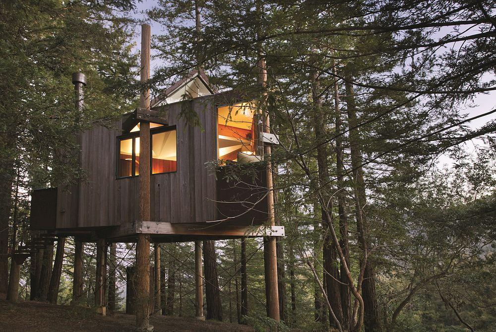 Tree House at Post Ranch Inn