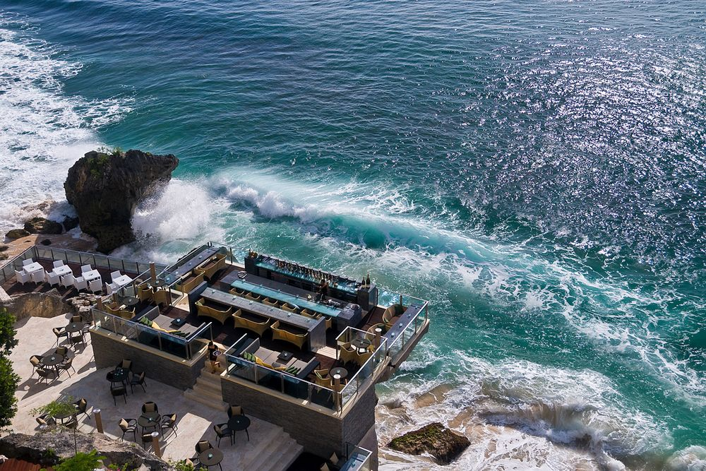 Rock Bar in Bali