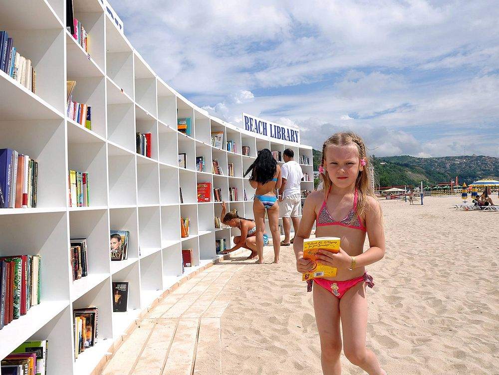 Open-Air Library