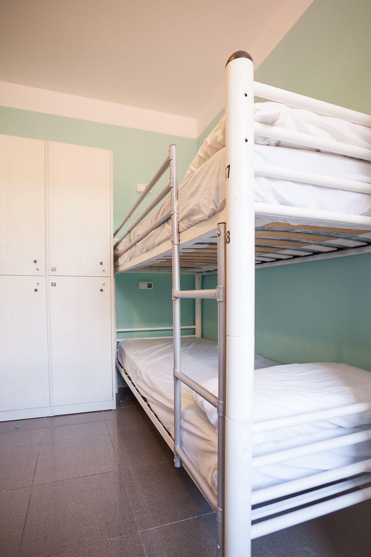 Shared dorm