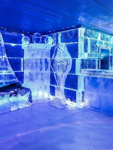 Ice Bar in Barcelona