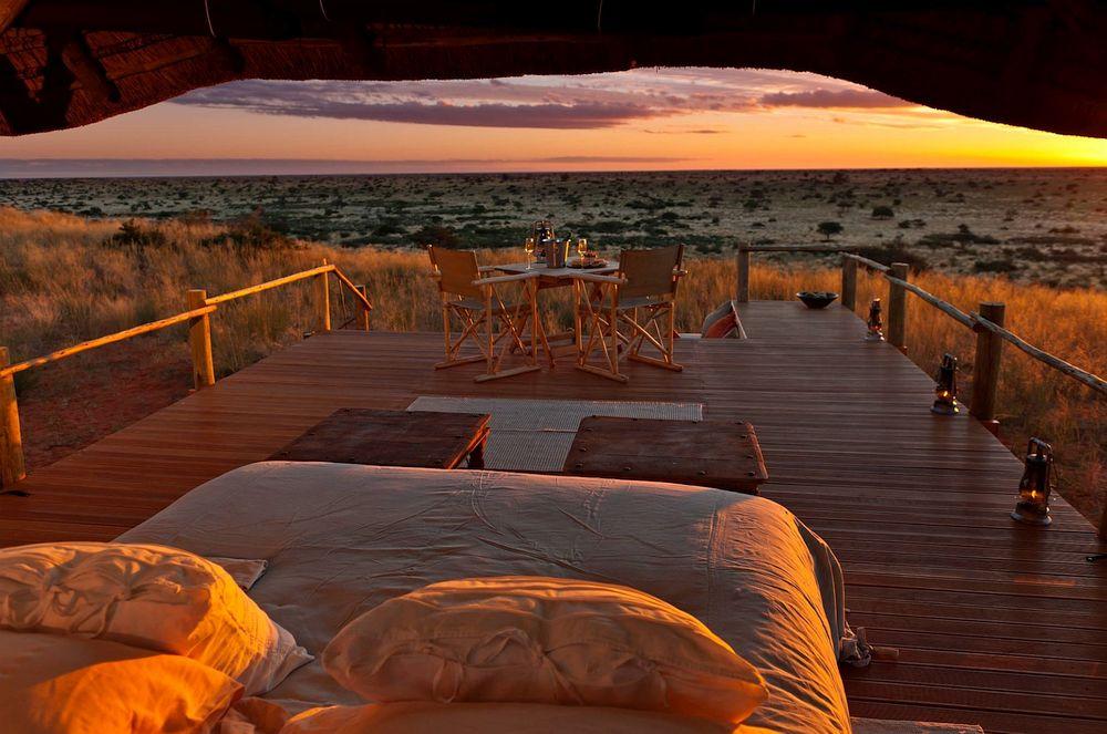 Sleep Out Deck