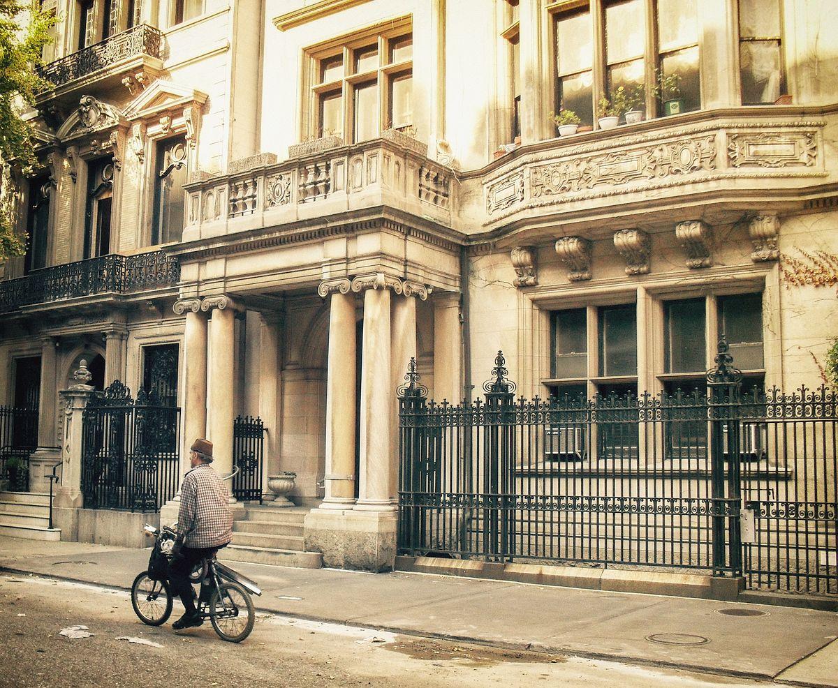 Street in Upper East Side