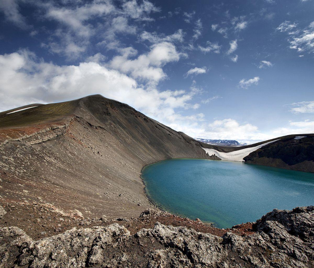 Lake Hnausapollur