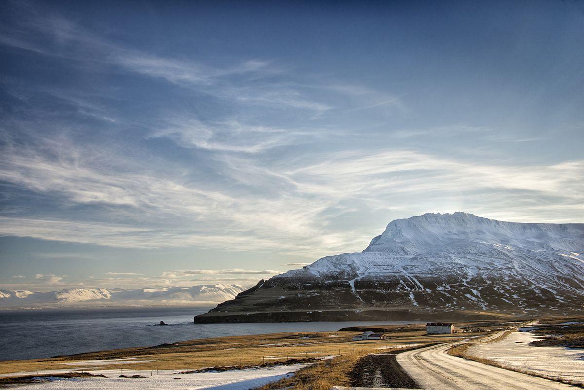 Tindastoll Mountain