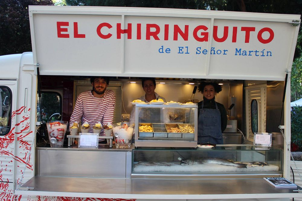 El Chiringuito Food Truck