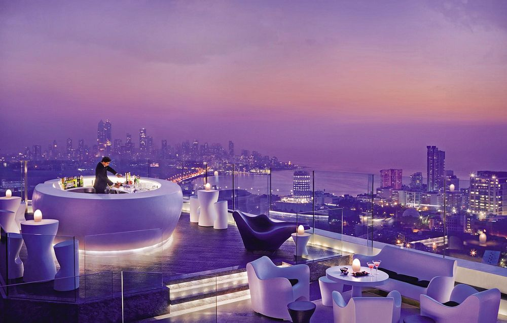 Rooftop Bar in Mubai