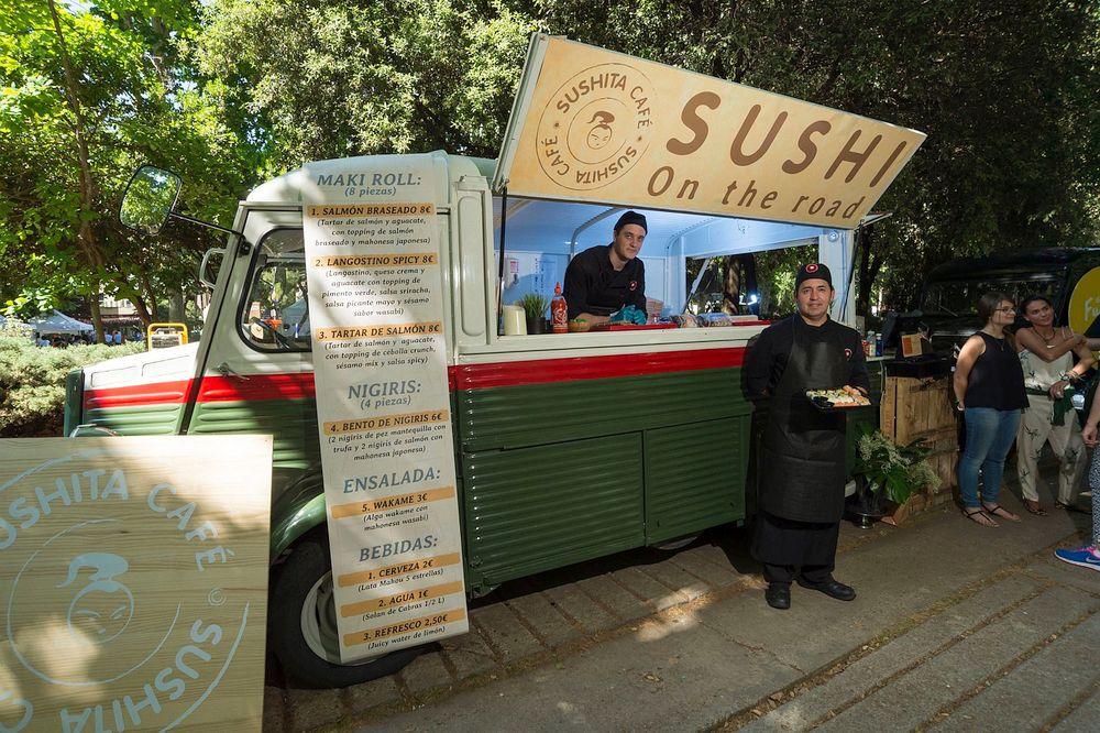 Sushi Food Truck