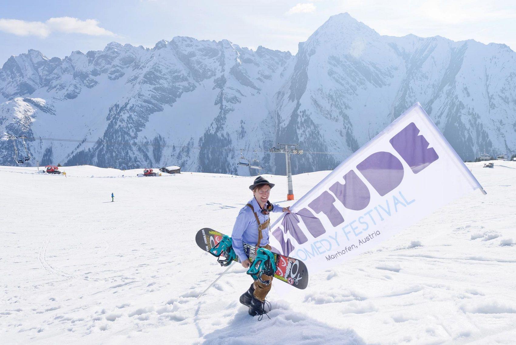 Alpine Comedy Festival, Austria