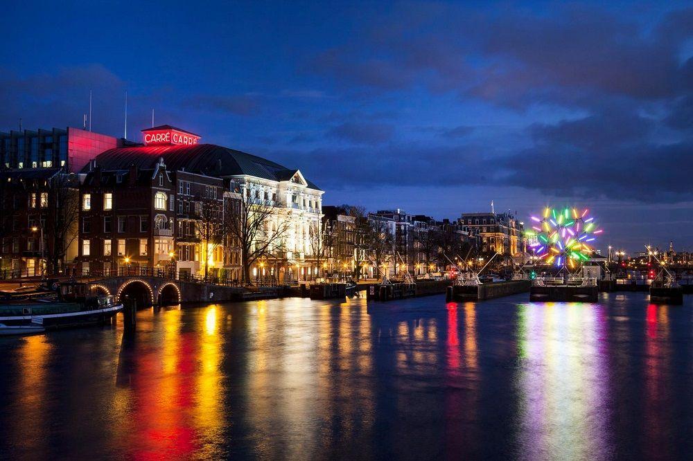 Linght Festival, Amsterdam