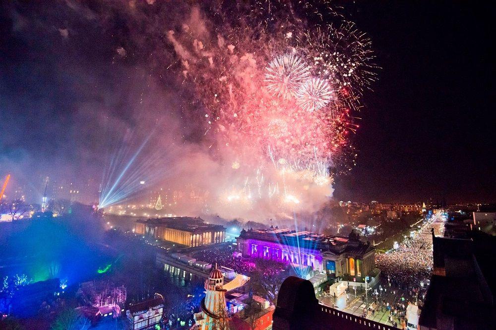 New Year Festival, Edinburgh