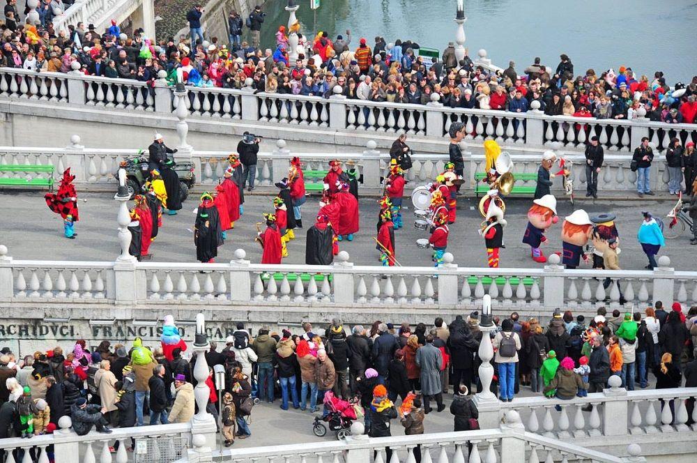 Shrovetide Carnival Parade