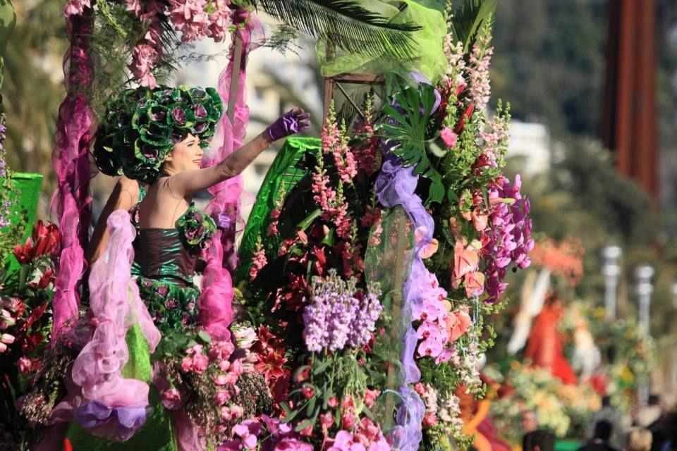 Flower Battle, Nice Carnival