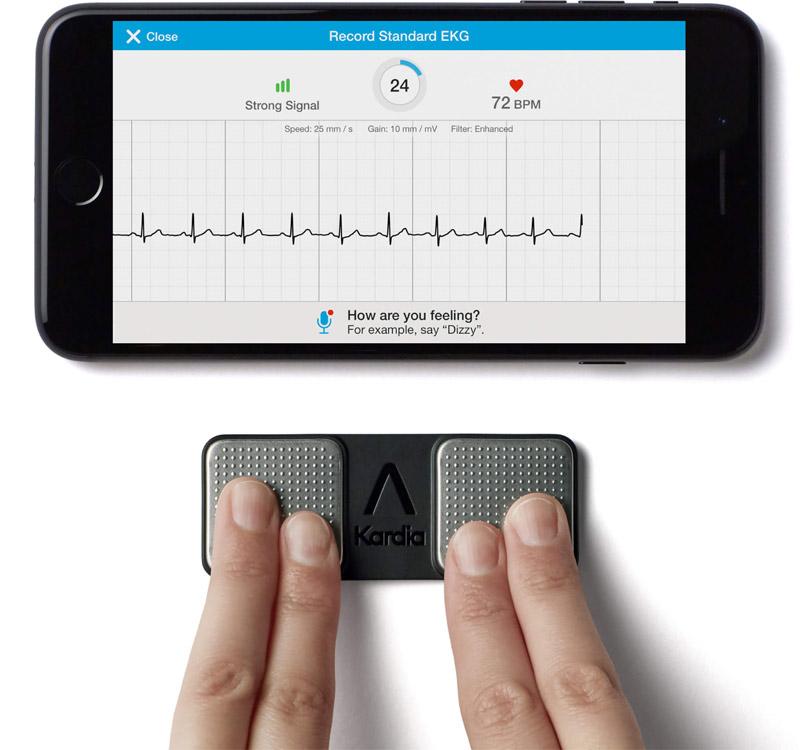 Personal EKG