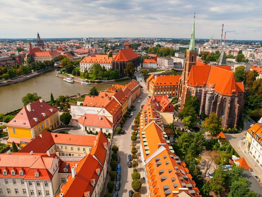 Wroclaw Old Town