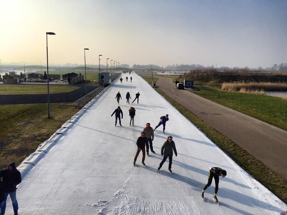 Flevonice Ice Rink