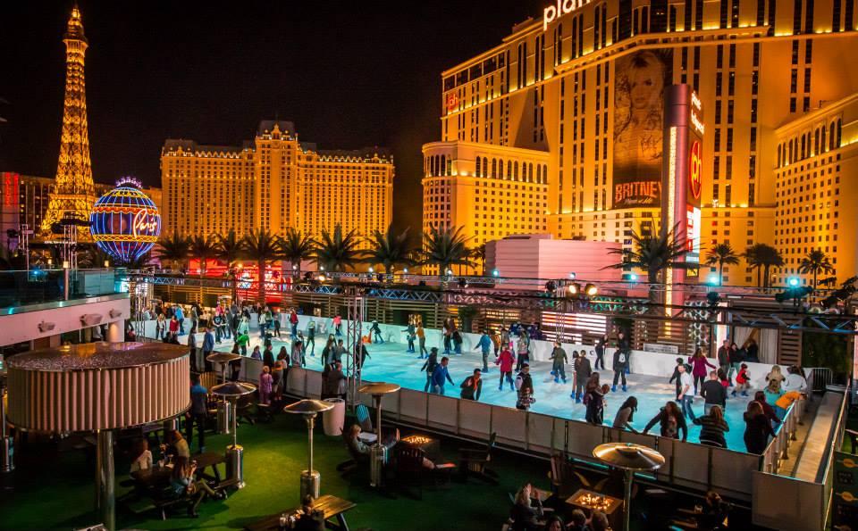 Ice Rink at The Cosmopolitan, Las Vegas
