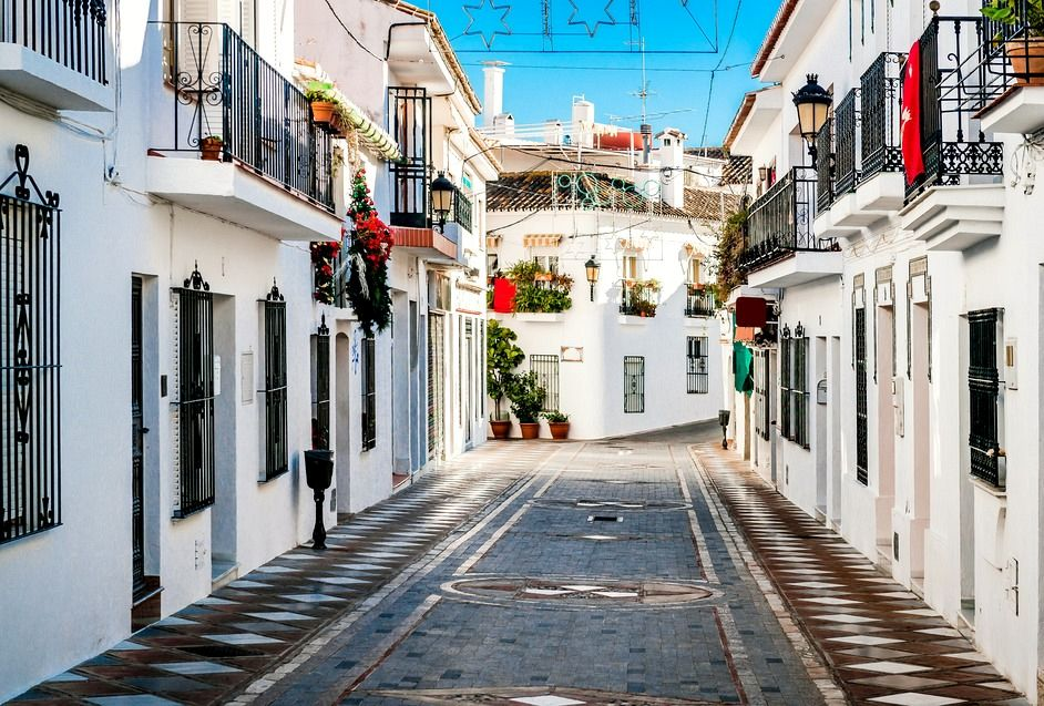 Benalmadena Old Town
