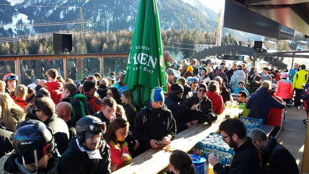 Après Ski Bar in St. Anton