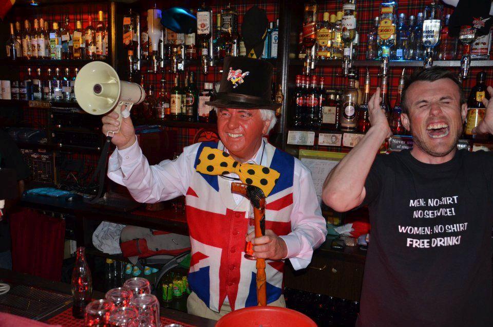 British pub in Kitzbühel