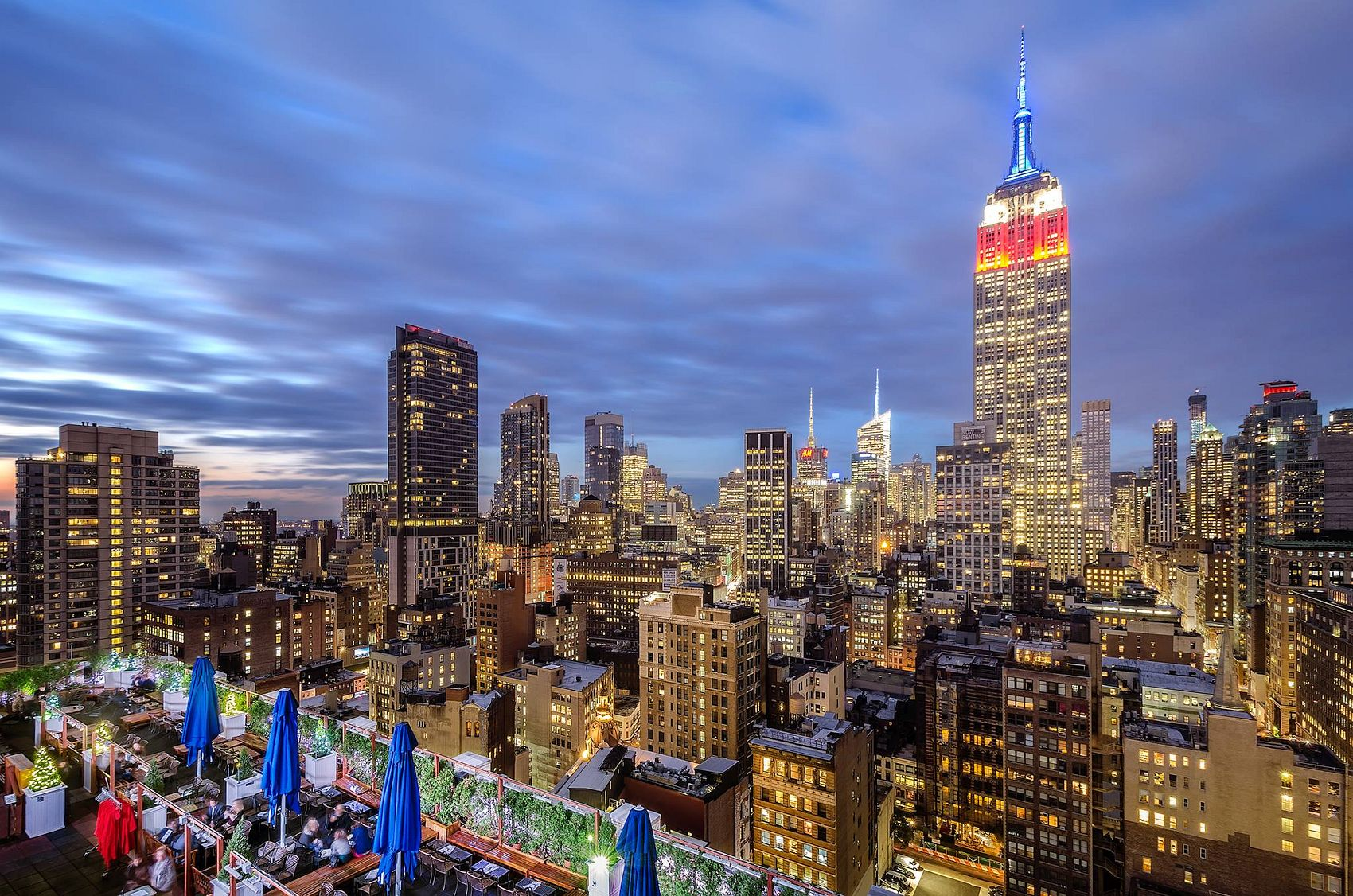 20 NYC Rooftop Bars with Epic Skyline Views | Travel Away