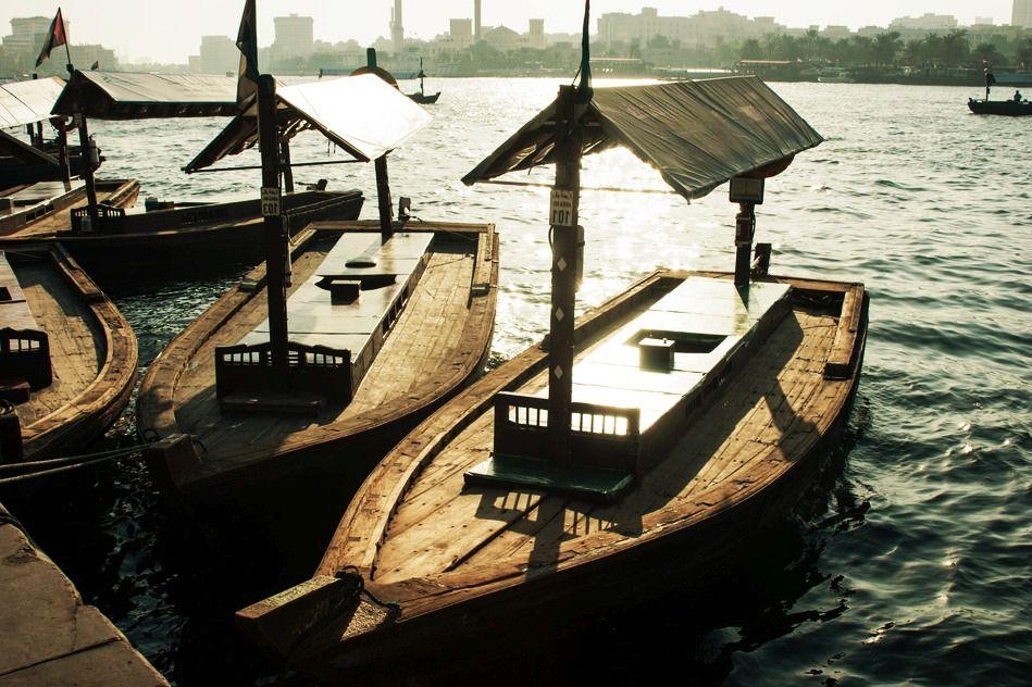 Abra Boats in Dubai