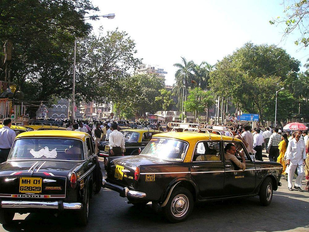 Fiat Taxis in Mumbai