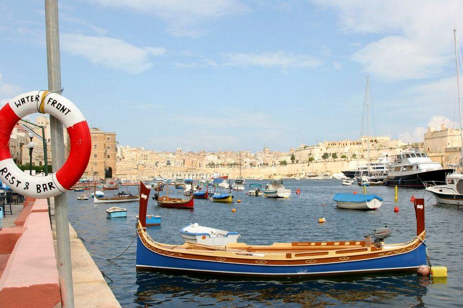 Maltese Dghajsa