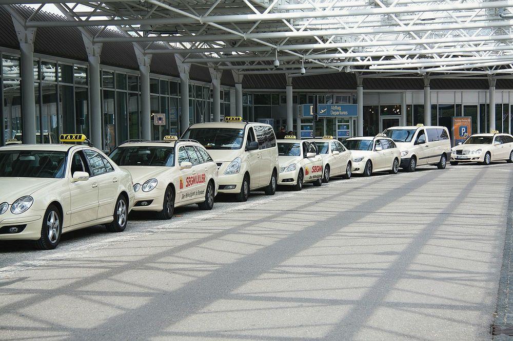 Taxis in Munich