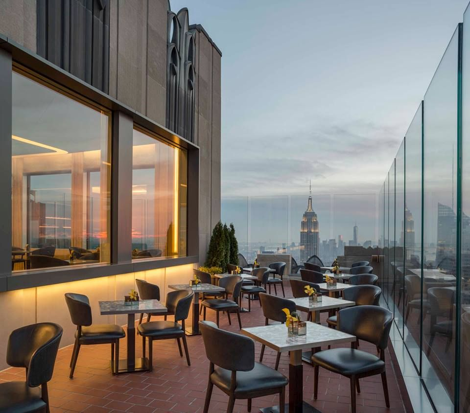 SixtyFive Rooftop Lounge