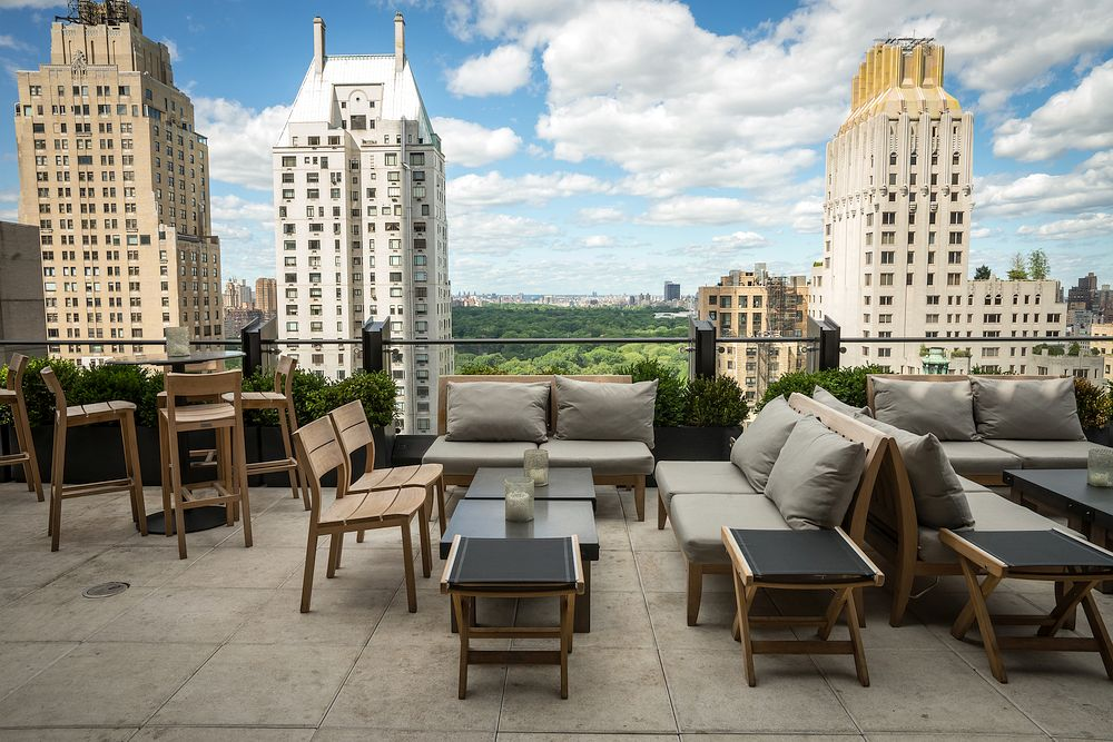 The Roof, Viceroy New York