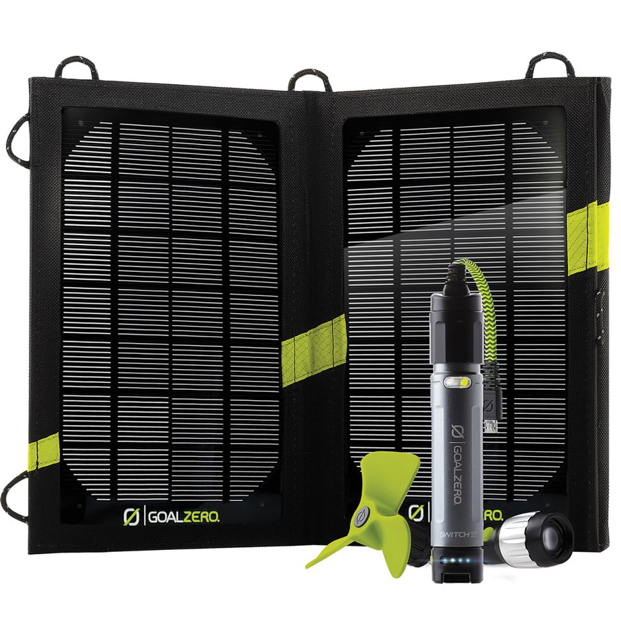 Best portable solar battery charger