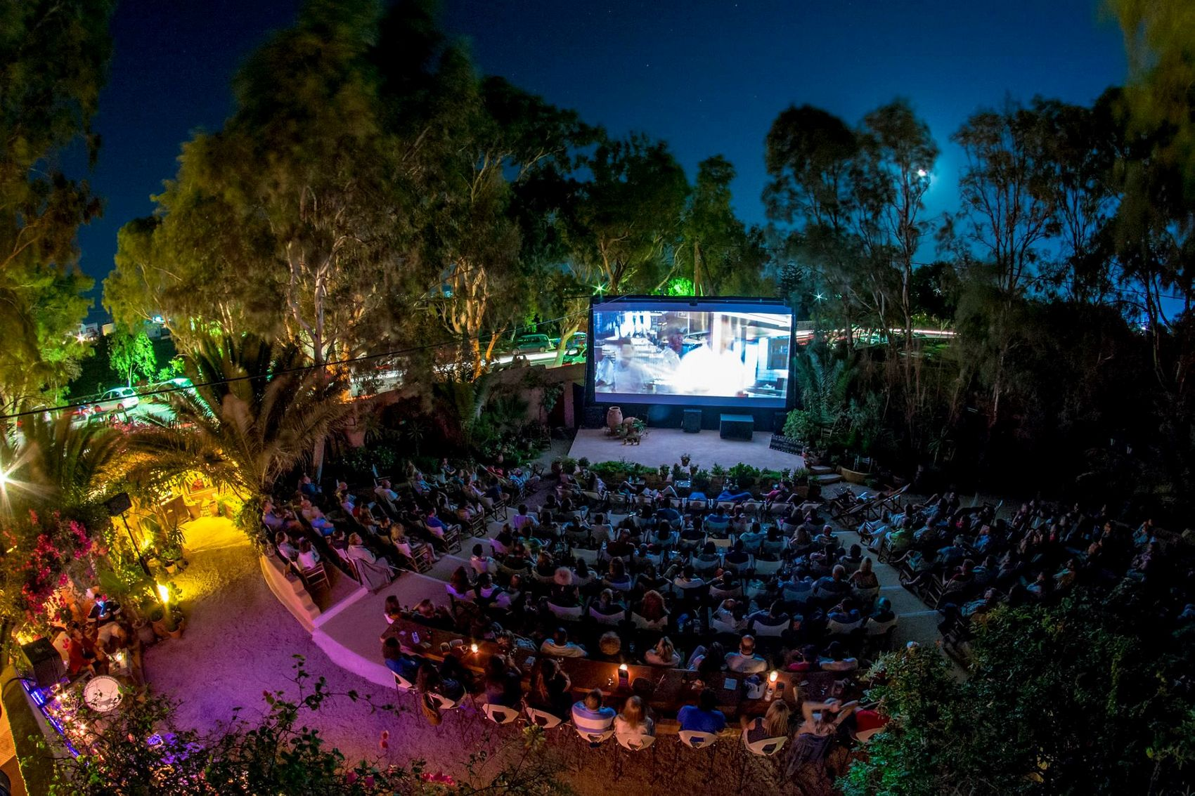 Europe 39 s best outdoor cinemas for Cinema montjuic 2016