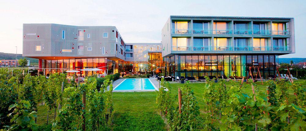 Wine resort in Austria